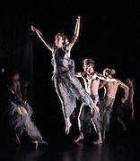 Candoco Dance Company <br /> Turning 20 <br /> Special 20th anniversary triple bill<br /> at Queen Elizabeth Hall, Southbank, London, Great Britain <br /> 14th October 2011 <br /> <br /> Darren Anderson<br /> Elinor Baker<br /> Dan Daw<br /> Mirjam Gurtner<br /> Annie Hanauer<br /> Victoria Malin<br /> Chris Owen<br /> <br /> piece 1 - Looking Back<br /> choreog: Rachid Ouramdane<br /> <br /> piece 2 - This is it <br /> Chor: Matthias Sperling<br /> <br /> piece 3 - Set &amp; Reset/Reset<br /> Choreog: Trisha Brown <br /> <br /> Photograph by Elliott Franks
