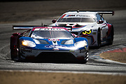September 21-24, 2017: IMSA Weathertech at Laguna Seca. 66 Ford Chip Ganassi Racing, Ford GT, Dirk Mueller, Joey Hand