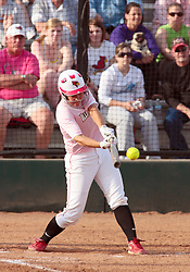 13 April 2010: Elizabeth Kay. The Illini of Illinois knock off the Illinois State Redbirds 5-1 on the campus of Illinois State University in Normal Illinois.