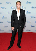 "Singer Rob Thomas is seen on the red carpet at the Starkey Hearing Foundation's ""So the World May Hear"" Awards Gala on Sunday, July 20, 2014 in St. Paul, Minn. (Photo by Diane Bondareff/Invision for Starkey Hearing Foundation/AP Images)"