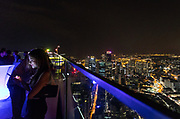 Singapore, 1- Altitude , the highest rooftop bar singapore, At 282 metres above sea level
