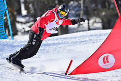 Europa Cup Finals Banked Slalom, SLEPOV Yevgenyi, BEL at the 2016 IPC Snowboard Europa Cup Finals and World Cup