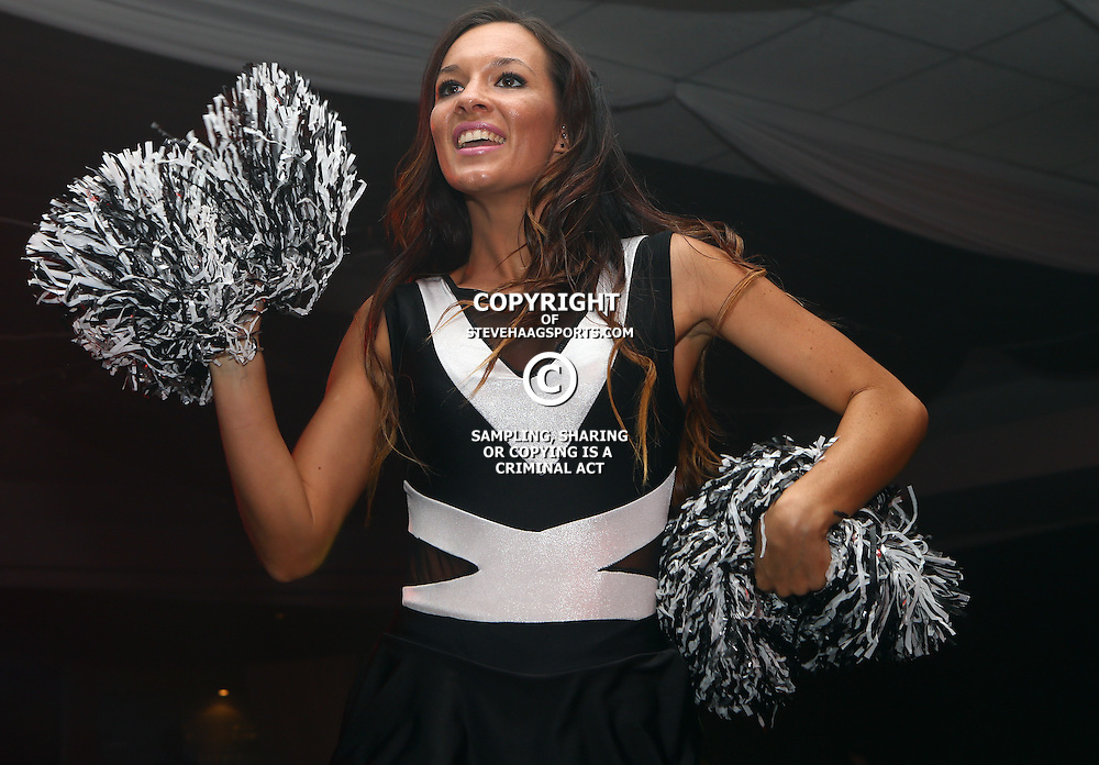 DURBAN, SOUTH AFRICA, December 3 2015 - General views during The Cell C Sharks Official Launch and unveiling of The Cell C Sharks Super Rugby Jersey at Growthpoint Kings Park in Durban, South Africa. (Photo by Steve Haag)<br /> images for social media must have consent from Steve Haag