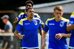 Liam Sercombe - Ryan Hiscott/JMP - 06/07/2019 - SPORT - Yate Town - Yate, England - Yate Town v Bristol Rovers - Pre Season Friendly