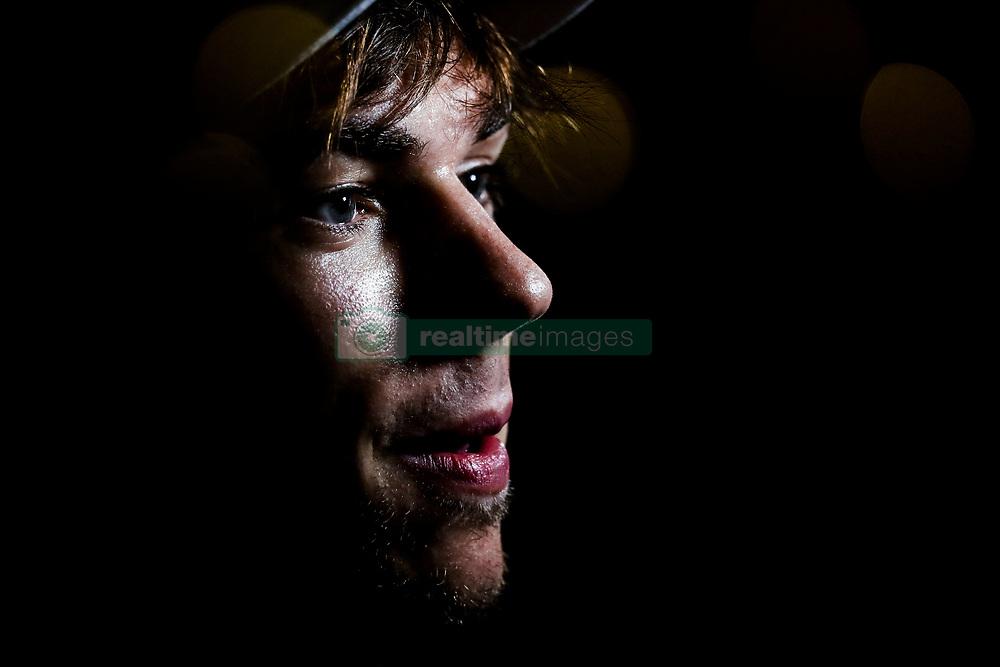 April 7, 2018 - Sakhir, Bahrain - GASLY Pierre (fra), Scuderia Toro Rosso Honda STR13, portrait during 2018 Formula 1 FIA world championship, Bahrain Grand Prix, at Sakhir from April 5 to 8  (Credit Image: © Hoch Zwei via ZUMA Wire)