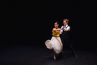 Anton Du Beke's first choreography for Yolande Yorke Edgell's company Yorke Dance, Easy to Love, is his first foray into contemporary dance. He brings his experience to a series of duets and double duets inspired by the glamour of old-school Hollywood.