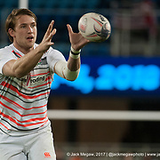 Australia beat the United States 15-12 in the final of the Silicon Valley Sevens in San Jose, California. November 4, 2017. <br /> <br /> By Jack Megaw.<br /> <br /> <br /> <br /> www.jackmegaw.com<br /> <br /> jack@jackmegaw.com<br /> @jackmegawphoto<br /> [US] +1 610.764.3094<br /> [UK] +44 07481 764811