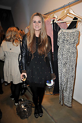 BRYONY DANIELS at a party to launch pop-up store Oxygen Boutique, 33 Duke of York Square, London SW3 on 8th February 2011.