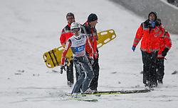 29.12.2014, Schattenbergschanze, Oberstdorf, GER, FIS Ski Sprung Weltcup, 63. Vierschanzentournee, Bewerb, im Bild Simon Ammann (SUI) // Simon Ammann of Switzerland // during Competition of 63 rd Four Hills Tournament of FIS Ski Jumping World Cup at Schattenbergschanze, Oberstdorf, GER on 2014/12/29. EXPA Pictures © 2014, PhotoCredit: EXPA/ Peter Rinderer