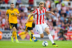 Darren Fletcher of Stoke City - Mandatory by-line: Robbie Stephenson/JMP - 25/07/2018 - FOOTBALL - Bet365 Stadium - Stoke-on-Trent, England - Stoke City v Wolverhampton Wanderers - Pre-season friendly