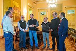 Porto Alegre, RS 28/05/2019: O prefeito Nelson Marchezan Júnior se reuniu no início da tarde desta segunda-feira, 27, com os novos integrantes do Governo: secretários adjuntos e diretores. Foto: Jefferson Bernardes/PMPA