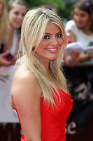 Holly Willoughby The Twilight Saga: Eclipse UK Gala Premiere, Leicester Square Gardens, London, UK, 01 July 2010:  For piQtured Sales contact: Ian@Piqtured.com +44(0)791 626 2580 (Picture by Richard Goldschmidt/Piqtured)