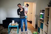 30 Gennaio 2016, Savona, Italia - Farid Kazemi, 33 anni.