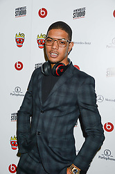 FRAZER at a party hosted by Beats by Dre to celebrate the launch of Tinie Tempah's new album and to celebrate his birthday held at DSTRKT, Rupert Street, London on 7th November 2013.