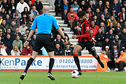 Philip Billing (29) of AFC Bournemouth shapes up to shoot at goal during the Premier League match between Bournemouth and Norwich City at the Vitality Stadium, Bournemouth, England on 19 October 2019.