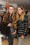 BRYONY DANIELS; TALLULAH RUFUS-ISAACS; , The Space, Pop-up shop, Austique, 330 Kings Road, London, 13 February 2013.