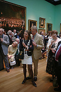 Lady Meyer and Sir Christopher Meyer. Celebration of Lord Weidenfeld's 60 Years in Publishing hosted by Orion. the Weldon Galleries. National Portrait Gallery. London. 29 June 2005. ONE TIME USE ONLY - DO NOT ARCHIVE  © Copyright Photograph by Dafydd Jones 66 Stockwell Park Rd. London SW9 0DA Tel 020 7733 0108 www.dafjones.com