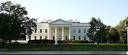 The North West Portico of the White House.  Photo by Dennis Brack