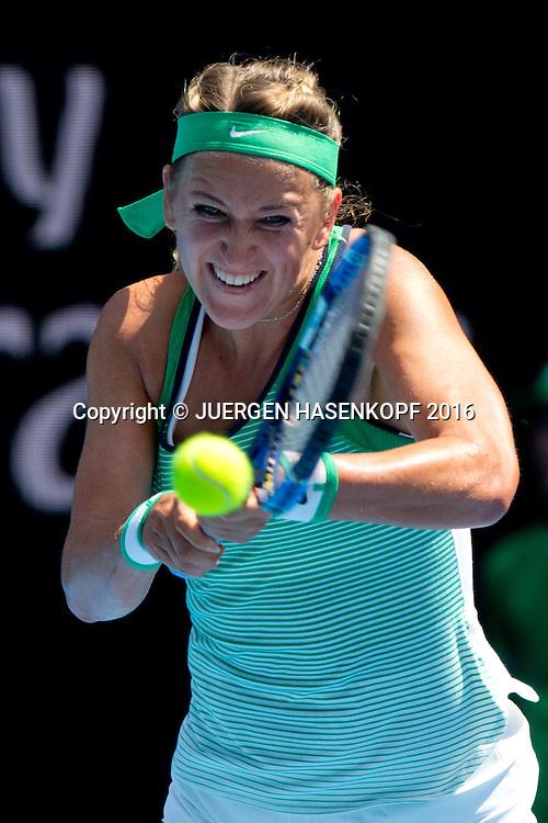 Victoria Azarenka, Australian Open 2016<br /> <br /> Tennis - Australian Open 2016 - Grand Slam ITF / ATP / WTA -  Melbourne Park - Melbourne - Victoria - Australia  - 27 January 2016.