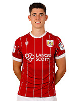 Callum O'Dowda of Bristol City  - Mandatory by-line: Matt McNulty/JMP - 01/08/2017 - FOOTBALL - Ashton Gate - Bristol, England - Bristol City Headshots