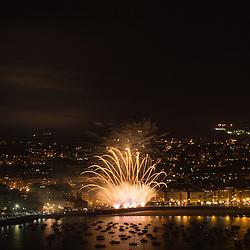 Concurso Internacional de Fuegos artificiales de San Sebastian
