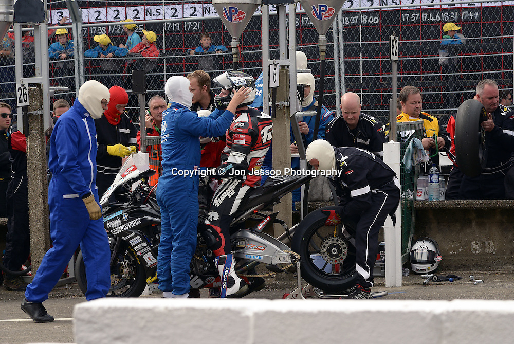 #6 Michael Dunlop Hawk Racing BMW