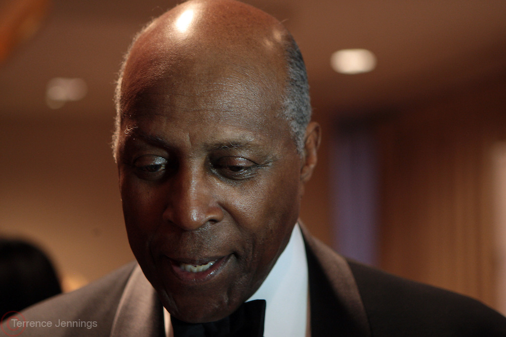 3 March 2011- New York, NY-  Vernon Jordan at the UNCF ' A Mind is'  Gala held at the Marriott Marquis Hotel on March 3, 2011 in New York City. Photo Credit: Terrence Jennings