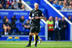 May 12, 2019 - Leicester, England, United Kingdom - Referee Anthony Taylor during the Premier League match between Leicester City and Chelsea at the King Power Stadium, Leicester on Sunday 12th May 2019. (Credit Image: © Mi News/NurPhoto via ZUMA Press)