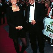 Premiere Primary Colors, zwangere Paulien Huizinga en haar man Wouter Keijser