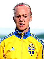 Fifa Woman's Tournament - Olympic Games Rio 2016 -  <br /> Sweden National Team - <br /> Caroline Seger