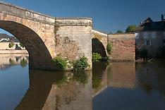 Travaux sur les ponts de Terrasson et Montignac