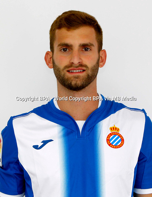 Spain - La Liga Santander 2016-2017 / <br /> ( R.C.D. Espanyol ) - <br /> Leonardo Carrilho Baptistao &quot; Leo Baptistao &quot;