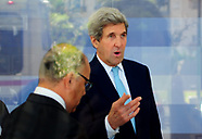 John Kerry se reunio con Tabaré Vazquez.