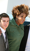Zac Efron, Macy Gray, at The Paperboy photocall at the 65th Cannes Film Festival France. Thursday 24th May 2012 in Cannes Film Festival, France.