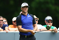 May 25, 2017 - Virginia Water, United Kingdom - Alex Noren  of Sweden during 1st Round for the 2017 BMW PGA Championship on the west Course at Wentworth on May 25, 2017 in Virginia Water,England  (Credit Image: © Kieran Galvin/NurPhoto via ZUMA Press)
