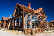 James Stuart Cain House, Bodie State Historic Park, California USA