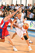DESCRIZIONE : Chieti Italy Italia Eurobasket Women 2007 Italia Russia Italy Russia<br /> GIOCATORE : Francesca Zara<br /> SQUADRA : Italia Italy<br /> EVENTO : Eurobasket Women 2007 Campionati Europei Donne 2007<br /> GARA : Italia Russia Italy Russia<br /> DATA : 24/09/2007<br /> CATEGORIA : Palleggio<br /> SPORT : Pallacanestro <br /> AUTORE : Agenzia Ciamillo-Castoria/E.Castoria<br /> Galleria : Eurobasket Women 2007<br /> Fotonotizia : Chieti Italy Italia Eurobasket Women 2007 Italia Russia Italy Russia<br /> Predefinita :