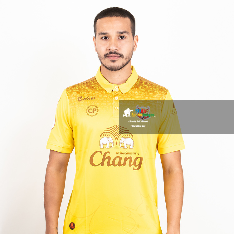 THAILAND - JUNE 29: Antonio Verzura #2 of Sukhothai FC on June 29, 2019.<br /> .<br /> .<br /> .<br /> (Photo by: Naratip Golf Srisupab/SEALs Sports Images/MB Media Solutions)