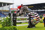 Pius Schwizer - La Cross<br /> World Equestrian Festival, CHIO Aachen 2013<br /> © DigiShots