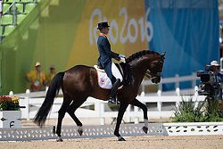 Minderhoud Hans Peter, NED, Glock's Johnson TN<br /> Olympic Games Rio 2016<br /> © Hippo Foto - Dirk Caremans<br /> 15/08/16