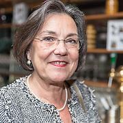NLD/Amsterdam/20160606 - Boekpresentatie Foodtalk van Kim Feenstra, Gerti Verbeet
