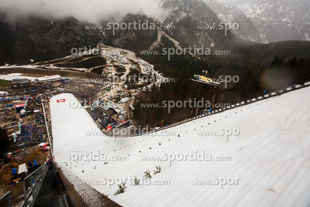 during the Ski Flying Hill Individual Qualification at Day 1 of FIS Ski Jumping World Cup Final 2017, on March 23, 2017 in Planica, Slovenia. Photo by Grega Valancic / Sportida