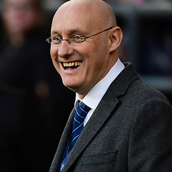 President of the French Rugby Federation (FFF) Bernard Laporte during the RBS Six Nations match between England and France at Twickenham Stadium on February 4, 2017 in London, United Kingdom. (Photo by Dave Winter/Icon Sport)