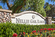 Nellie Gail Community Monument