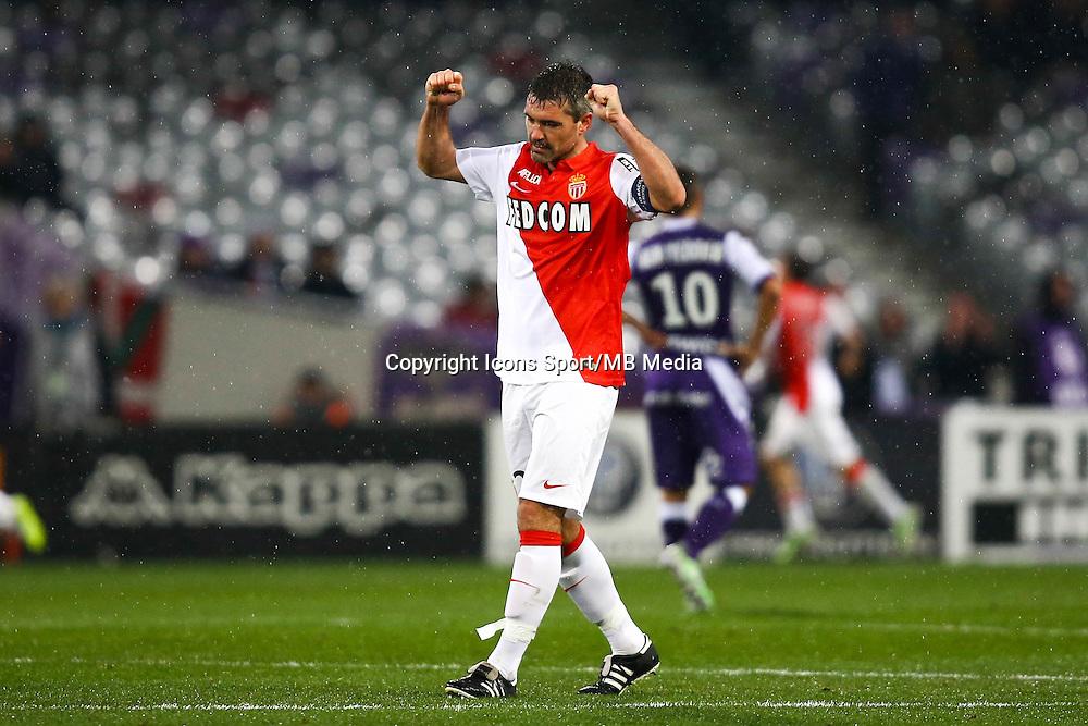 Jeremy Toulalan - 05.12.2014 - Toulouse / Monaco - 17eme journee de Ligue 1 -<br />Photo : Manuel Blondeau / Icon Sport