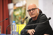 BEIJING, CHINA - JUNE 04: (CHINA OUT) <br /> <br /> Italian Pianist Ludovico Einaudi Visits China<br /> <br /> Italian pianist Ludovico Einaudi attends a press conference to promote his album 'In A Time Lapse' on June 4, 2013 in Beijing, China. <br /> ©Exclusivepix