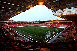A general view of The Riverside Stadium, home to Middlesbrough - Mandatory by-line: Robbie Stephenson/JMP - 02/03/2018 - FOOTBALL - Riverside Stadium - Middlesbrough, England - Middlesbrough v Leeds United - Sky Bet Championship