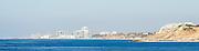 Herzliya Israel beachfront Panorama