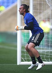 Birmingham City goalkeeper Lee Camp