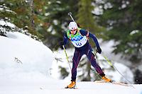 VANCOUVER OLYMPIC GAMES 2010 - VANCOUVER (FRA) - 13/02/2010 - PHOTO : VINCENT CURUTCHET / DPPI<br /> BIATHLON / 7.5KM SPRINT WOMEN - MARIE DORIN (FRA) / BRONZE MEDAL